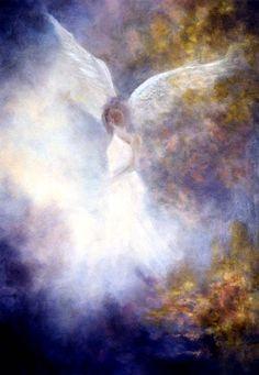 Grand Art, I Believe In Angels, Angel Pictures, Angel Images, Angels Among Us, Angels In Heaven, Guardian Angels, Angel Art, Rainbow Bridge
