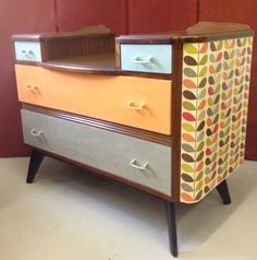 The Orla vintage dressing table