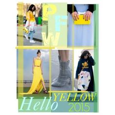 PFW streets in yellow!