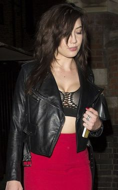 Daisy Lowe Jacket is available only at DesertLeather Store. Best Collection of Daisy Lowe London Leather Jacket are available. Buy now and get free Gift.  #DaisyLowe #Sexy #Hot #Holidayseason #WomensJackets #NewYear #WinterCostume #outfits #ChristmasDeal #ChristmasSale #ChristmasShopping #Celebrity #Fashion #Cosplay #geektyrant #geek #sale #Shopping #Onlineclothingstore #WomensFashion #WomensWear #WomensOutfit