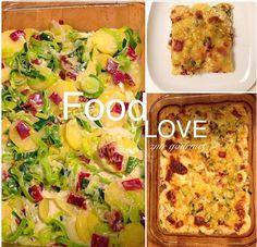 Lasagna, Ethnic Recipes, Food, Gourmet, Meal, Essen, Hoods, Meals, Eten