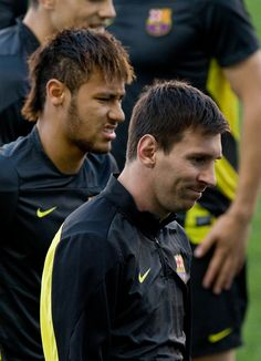 Neymar JR Photos: FC Barcelona Training Session