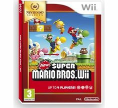 Nintendo Selects: New Super Mario Bros. Wii (Nintendo Wii) In New Super Mario Bros (Barcode EAN = 0045496402129). http://www.comparestoreprices.co.uk/nintendo-wii-games/nintendo-selects-new-super-mario-bros-wii-nintendo-wii-.asp
