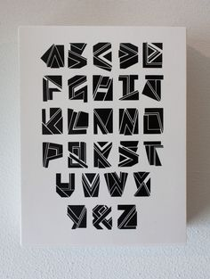 Thesis Show, 2011  Series of 27 screen printed posters, edition of 125 screen…