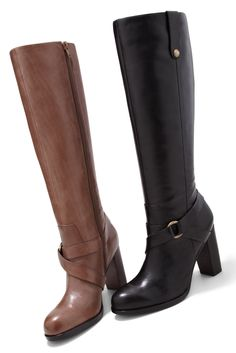 Shop the day-to-night boot at www.bostonproper.com! #boots #fall #fashion #bostonproper