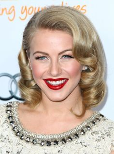 vintage hairstyle of a layered haircut