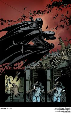 Batman 01 page 20 by ~fco on deviantART