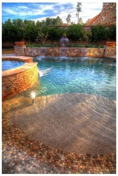 Dreamy Pools | The Most Beautiful Things