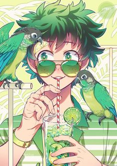 Midoriya Izuku - Boku no Hero Academia - Image - Zerochan Anime Image Board Boku No Hero Academia, My Hero Academia Memes, Hero Academia Characters, My Hero Academia Manga, Anime Angel, Deku Anime, Animé Fan Art, Tamako Love Story, Familia Anime