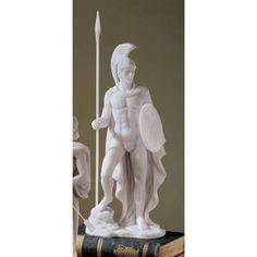 Representing Greek God Ares