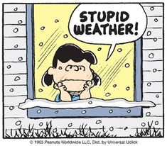 Stupid Weather!