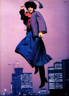 yves saint laurent, L'Officiel 1976 | Le Modalogue
