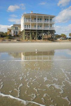Other Folly Beach Properties Vacation Rental - VRBO 972452ha - 5 BR Folly Beach House in SC, Fun N Folly - Oceanfront
