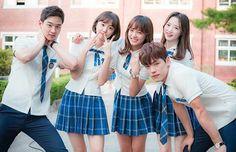 School 2017  //  Kim Se Jeong,Kim Jung Hyun,Jang Dong-Yoon