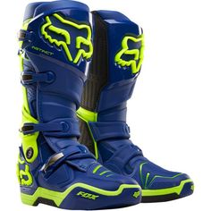 Fox is the leader in motocross and mountain bike gear, and the apparel choice of action sports athletes worldwide. Shop now from the Official Fox Racing® Online store. Dirt Bike Boots, Mx Boots, Dirt Bike Helmets, Dirt Bike Gear, Motorcycle Dirt Bike, Dirt Biking, Motorcycle Equipment, Grey Boots, Motocross Love