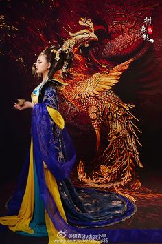 Traditional Fashion, Traditional Outfits, Traditional Chinese, Oriental Fashion, Asian Fashion, L5r, China Girl, China China, Ancient Beauty