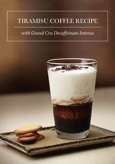 This delightful treat featuring dessert-inspired flavor is sure to become a favorite in your espresso routine. Simply add a scoop of chocolate ice cream and enjoy this Tiramisu Coffee recipe for yourself.