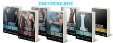 The Stealth Ops Team returns on with Chasing the Knight! Brittany, Authors, Knight, Seal, Books, Libros, Book, Book Illustrations, Cavalier