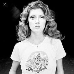 Young Susan Sarandon 1970s.