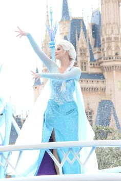 Elsa~Disneyland's one and only xx
