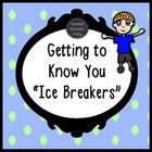 This resource pack contains everything you need to help break the ice with your students. This would be ideal for a new group of students or at any time to help a group gel better!