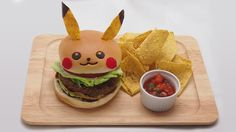 Pikachu burger, I choose you! - Lost At E Minor: For creative people