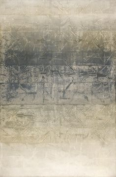 thunderstruck9:Vasudeo S. Gaitonde (Indian, 1924-2001), Untitled, 1973. Oil on canvas, 152 x 101 cm.