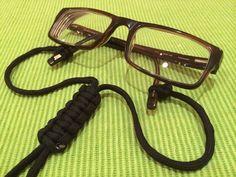 Paracord Glasses Lanyard #knots #accessory #cobra