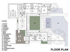 Casa de un piso con cuatro dormitorios | Construye Hogar