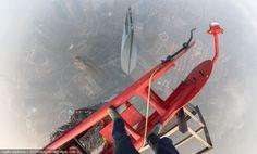 shanghai tower top
