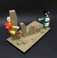 "https://flic.kr/p/81Mopo   Bitter Work (Left Side)   Custom sculpture based on ""Avatar - The Last Bender"", made for Bryan Konietzko, the show's co-creator. Inspired by the episode ""Bitter Work""."