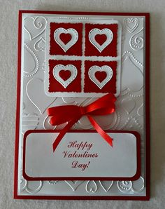 Homemade Valentines Day Cards, Homemade Birthday Cards, Valentine Day Cards, Homemade Cards, Holiday Cards, Christmas Cards, Beautiful Handmade Cards, Greeting Cards Handmade, Making Ideas