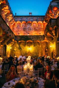 Hannah and Sam's black tie Castello di Vincigliata wedding in Florence with Paolo Manzi and the Knot in Italy is the stuff of fairytales