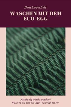 Was genau kann das Eco-Egg und ist es wirklich so nachhaltig wie angepriesen? Zero, German, Change, Deutsch, Sustainable Gifts, Laundry Detergent, Workplace, Minimalism, Mindfulness