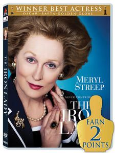 Buy The Iron Lady Movie DVD in English at Infibeam with the lowest price in India. The Iron Lady is a 2011 British biographical movie based on the life of Margaret Thatcher, the longest serving Prime Minister of the United Kingdom of the 20th century. The movie was directed by Phyllida Lloyd. You can also get benefits of Free Shipping and COD across India within 48 hours from Infibeam.com