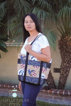 CLICK HERE for more details!! Homefront Girl Got Your Six mesh tote bag- $34.00-**Use coupon code PINS10 to save 10%**