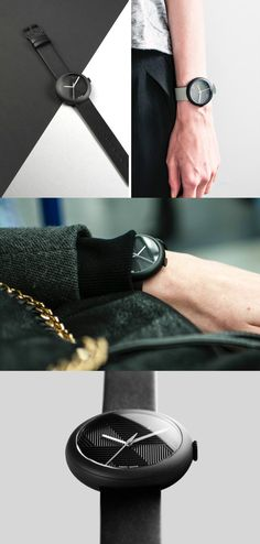 It's time to introduce you to the Objest Watch. A gorgeous Swiss made designer watch collection called Hach. These unisex timepiece designs were influenced from the style of designer Issey Miyake and the architectural John Pawson, creating a modern take on the older watch designs. Read Full Story at Yanko Design