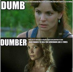 The Women of The Walking Dead