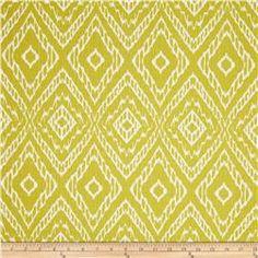 Robert Allen @ Home Indoor/Outdoor Baja Diamond Yellow