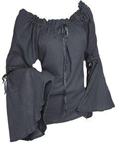 Dark Dreams Gothic Mittelalter LARP Bluse Ylenia, Größe:freesize;Farbe:rot B. http://www.amazon.de/dp/B00T487ATI/ref=cm_sw_r_pi_dp_57HYvb077GRRW