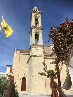 Het kerkje van Arsos in het Troodosgebergte