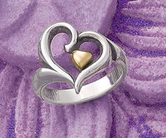 Summer Collection - Joy of My Heart Ring #JamesAvery