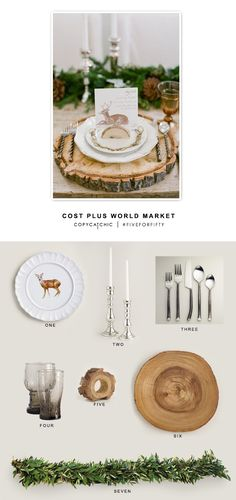 Copy Cat Chic #FiveforFifty Celebrating Friendsgiving with World Market