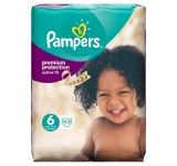 pampers - couches baby dry - taille 6 (16 kg et + ) - 43 couches - degriffcouches