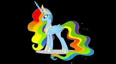 Maybe in season 5 , rainbow dash be a ,,PRINCESS''.