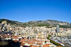 Monaco by Farr0kh, via Flickr San Francisco Skyline, Monaco, Paris Skyline, Explore, Travel, Viajes, Destinations, Traveling, Trips