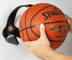 Avoid searching or tripping over your basketball with this handy ball claw! You'll always know where you left it and it keeps your garage or...