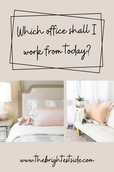 Working from home may not be the picture perfect experience that the influencers will try and convince you it is, but when you figure out what your dream situation is and go after it! I'm so glad I did!