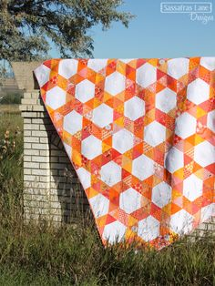 Wynkoop Court Cover Quilt by Sassafras Lane Designs