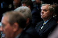 Donald Trump Will Soil You. Ask Lindsey Graham. There's no honor or wisdom  in
